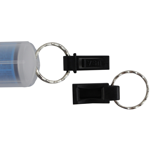 20g Pepper Spray Double Keyring
