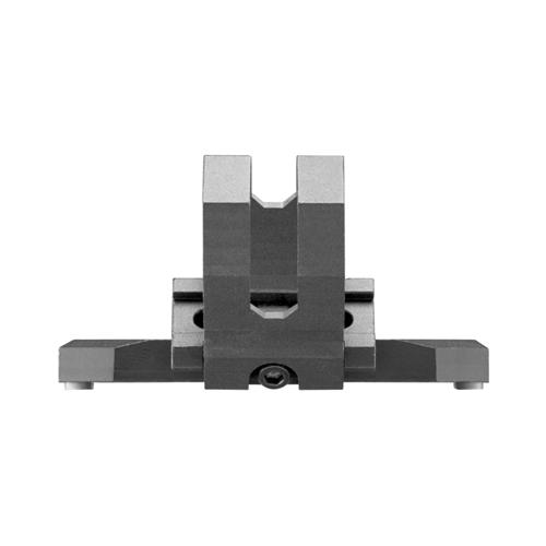 Black Anodized Modular Keymod Offset Mount