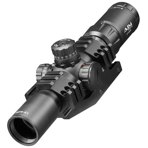 Recon Series 1.5-4x30mm Rifle Scope