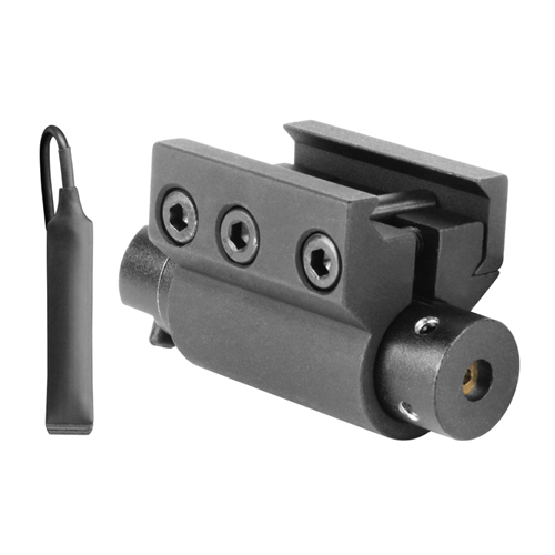 Red Rifle Laser Sight w/ Picatinny Mount