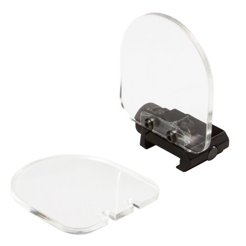 2X Clear Lens Protector For Optics
