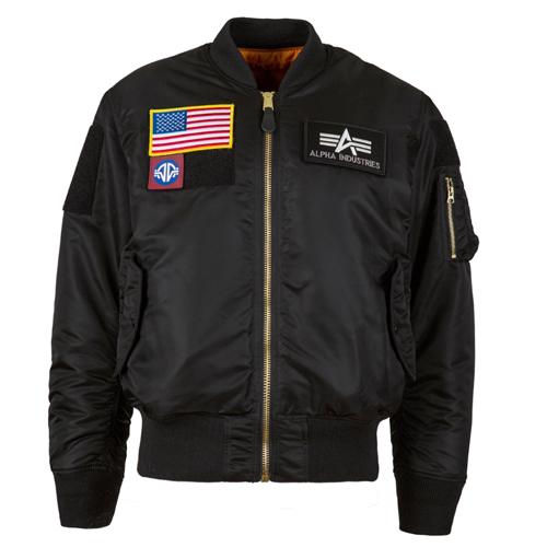 MA-1 Flex Flight Jacket