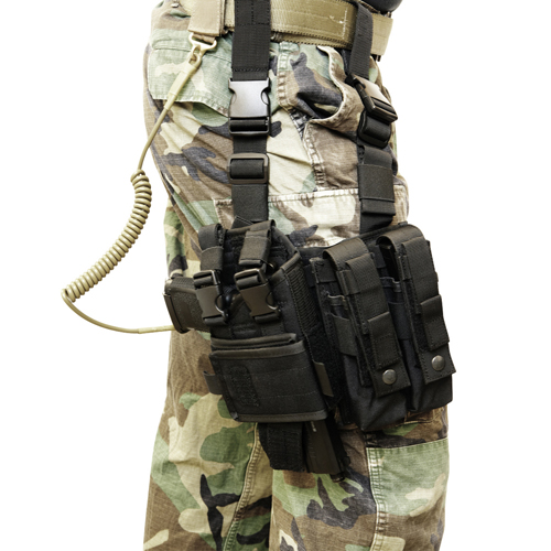 Strike Systems MOLLE Thigh Holster