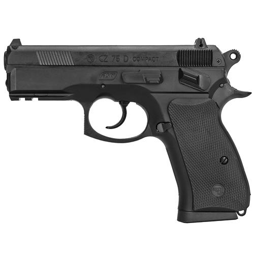 CZ 75D GNB 4.5mm Compact BB gun