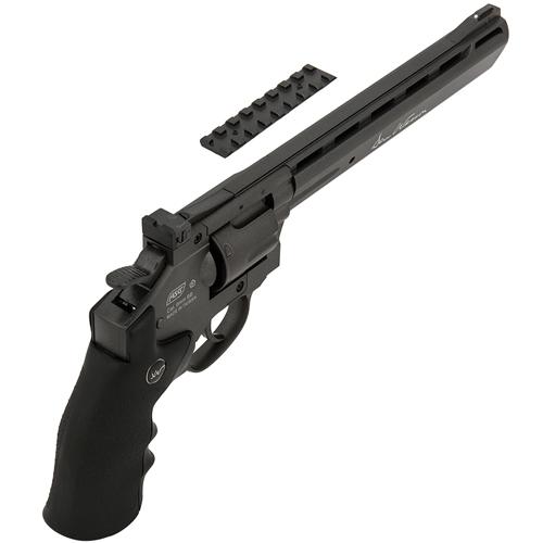 Dan Wesson 8-Inch CO2 Airsoft Revolver