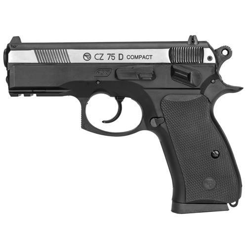 75D Compact Dual Tone GNB 4.5mm CO2 BB gun