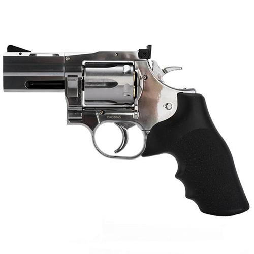2.5 Inch Silver BB Revolver