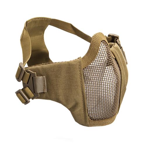 ASG Metal Mesh Mask with Cheek Pad