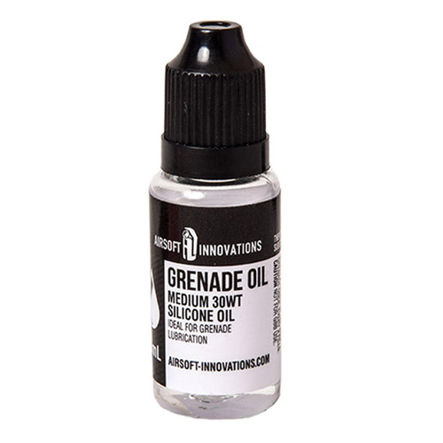 Silicone Grenade Oil