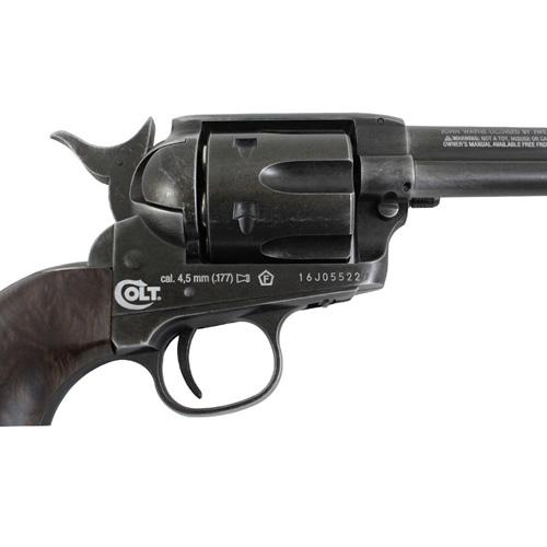 Colt John Wayne Single Action Army CO2 Pellet Revolver
