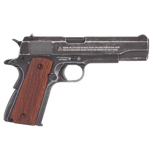 John Wayne 1911 Full Metal BB gun