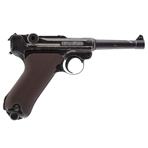 WWII Limited Edition P08 Full Metal CO2 BB gun