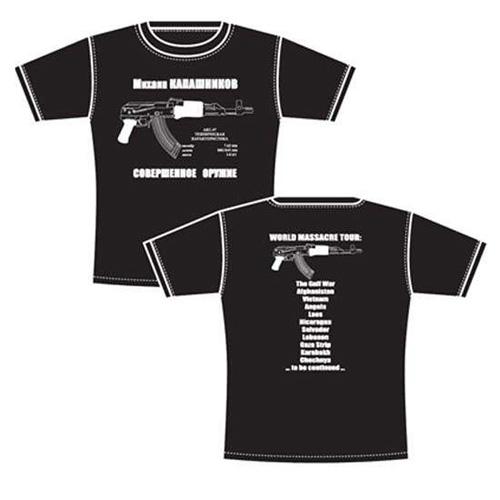 Ak 47 T-shirt
