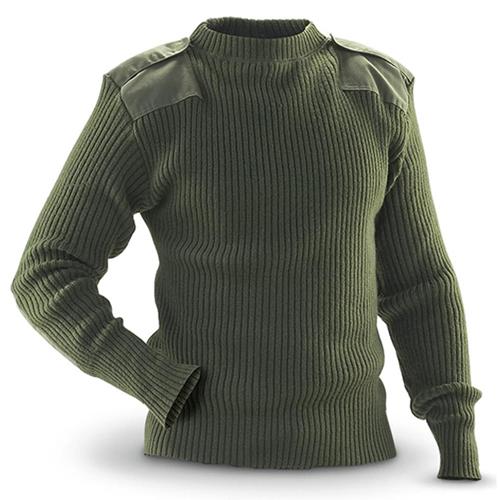 Commando Sweater