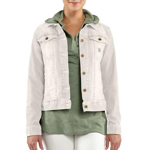 Women's Antique Tucker Jacket