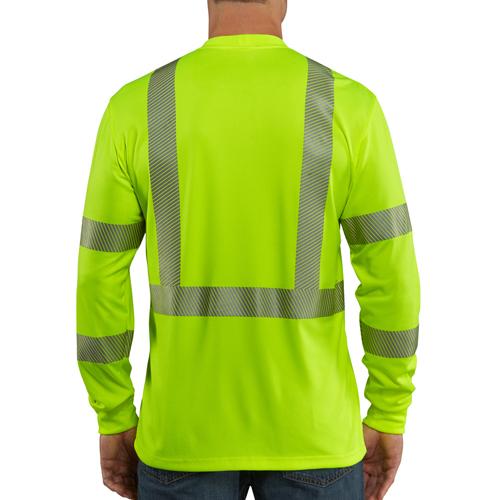 Force High-Visibility Long-Sleeve Class 3 T-Shirt