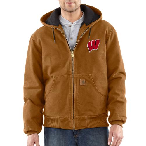 Carhartt Wisconsin Sandstone Active Jacket
