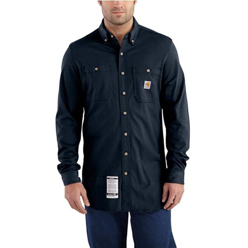 Carhartt Flame-Resistant Force Cotton Hybrid Shirt