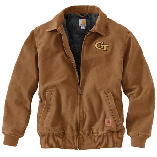 Carhartt Georgia Tech Bankston Jacket