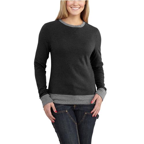 Carhartt Womens Pondera Crewneck Shirt