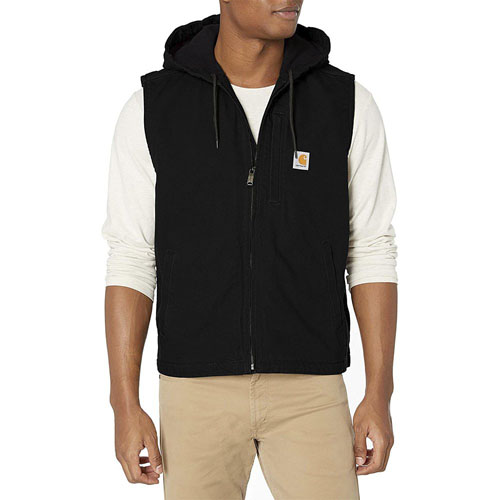 Carhartt Washed Duck Knoxville Vest