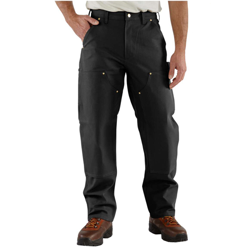 Firm Duck Double-Front Work Fit Pant