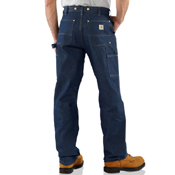 Carhartt Loose/Original-Fit Double-Front Logger Dungaree
