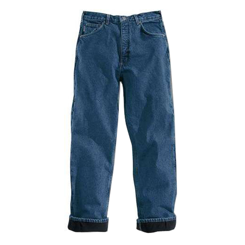 Carhartt Relaxed Fit Straight Leg/Fleece Jeans