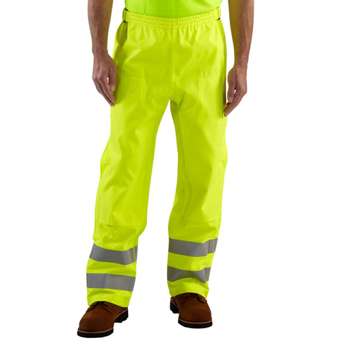 Class E High-Visibility Waterproof Pant