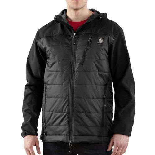 Soft Shell Hybrid Jacket
