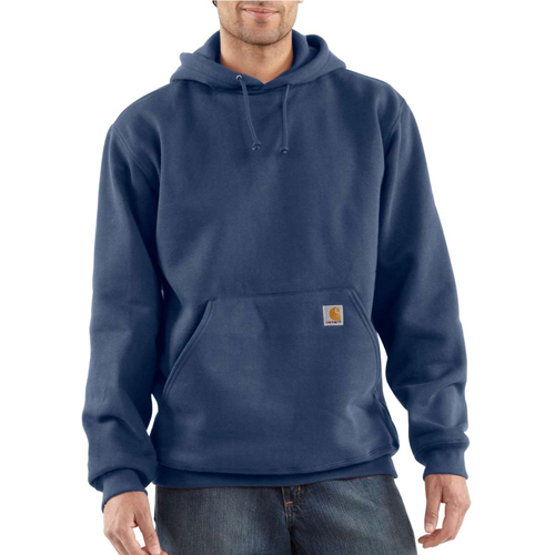 Heavyweight Hooded Pullover Sweatshirt