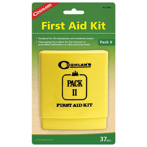 Pack II First Aid Kit
