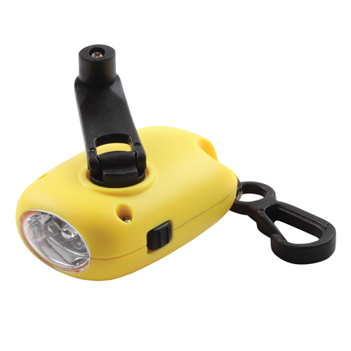 Dynamo Wind-Up Flashlight