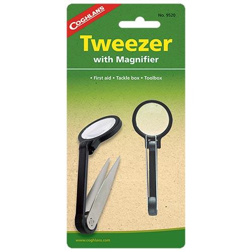 Tweezer/Magnifier