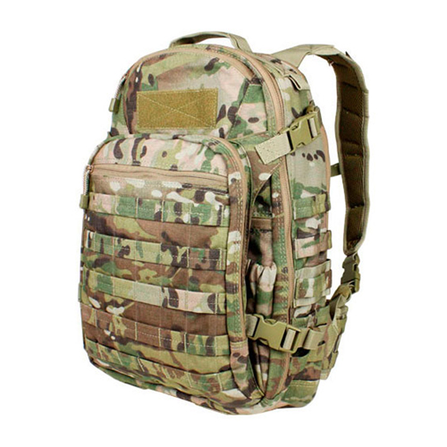 Tactical MOLLE Venture Backpack