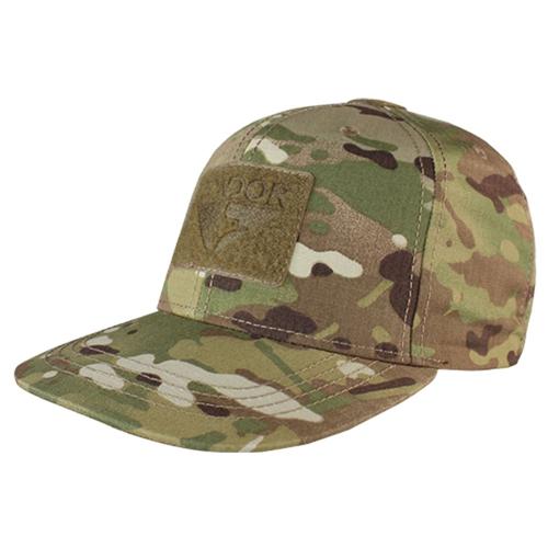 Flat Bill Snapback Hat