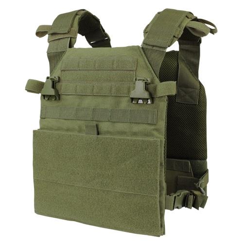 VAS Plate Carrier Armor System