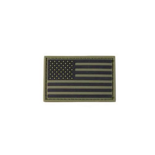 PVC US Flag Patch