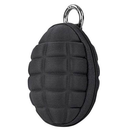 Pineapple Grenade Key Chain Pouch