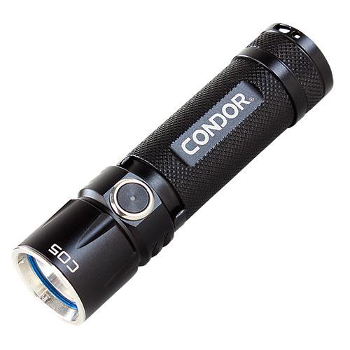 C05 EDC Flashlight - Black