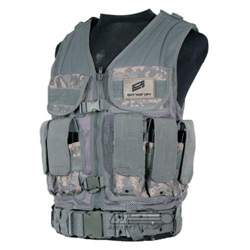 Elite Tactical Safety Vest