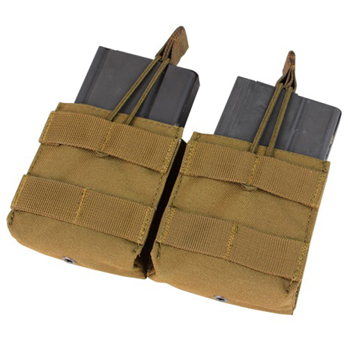 M14 Double Open-Top Mag Pouch