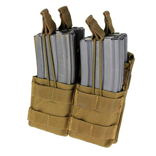 M4 Double Open-Top Mag Pouch