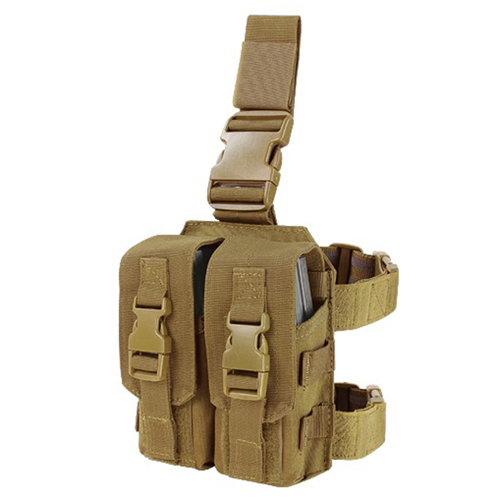 Fully Adjustable Drop Leg Mag Pouch