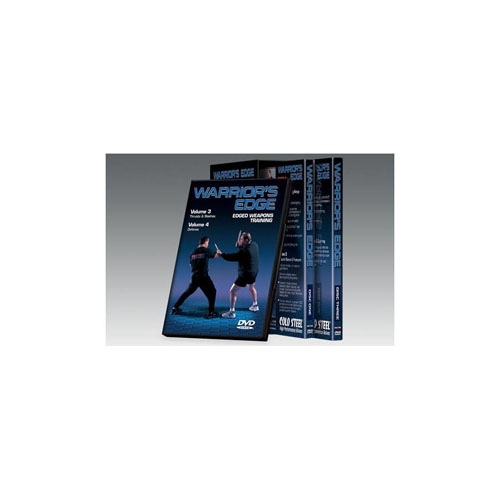 Warriors Edge 3 DVD Set