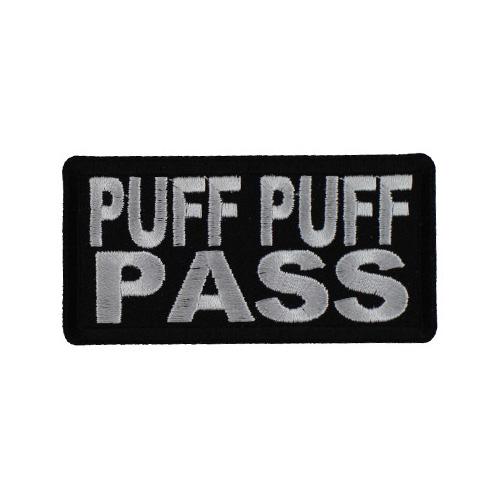 Puff Puff Pass Patch