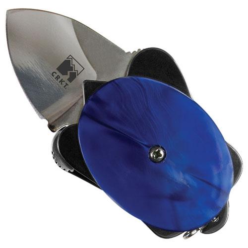 CRKT Ashworth Turtle CPL Handle Folding Knife