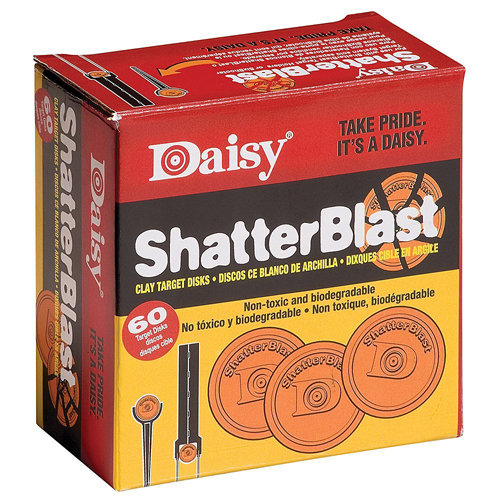 Shatterblast Targets 2 Inch Box 60 Pack
