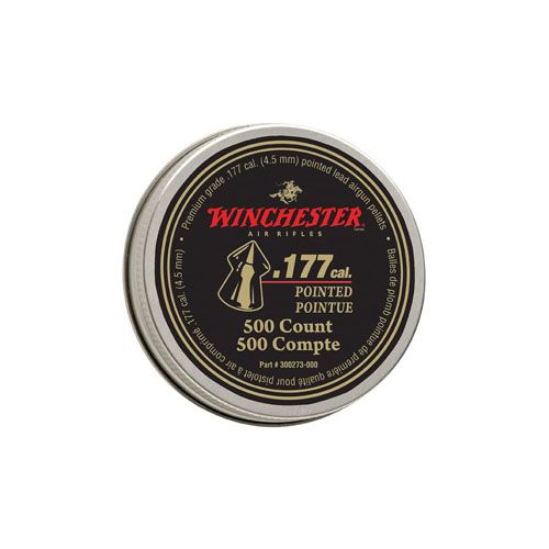 .177 Cal. Pointed Pellets