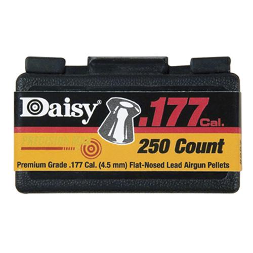 .177 Cal. Flat Pellets - 250 Pellet Box